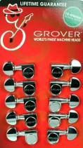 Grover Mini Tuners 5 Treble and 5 Bass