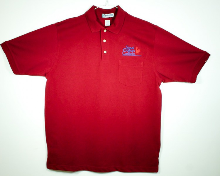 SGC Polo Shirt – With Pocket (Red Sample)   Online Store - Steel ...