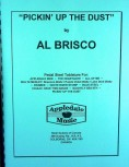 Al Brisco – Pickin' Up The Dust – Tab Book w/RT CD