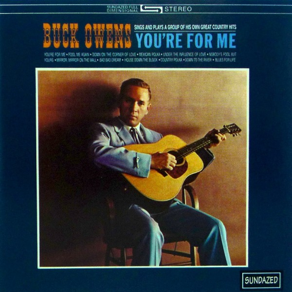 Buck Owens Youre For Me