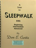 Don E. Curtis – A Study Of Sleepwalk – E9th – Tab & RT CD