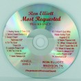 Ron Elliott – Most Requested – RT CD