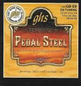 GHS GB-E9 Nickel-Plated E9th 10 String Set