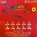 Jagwire JC6-15N 10 String Set