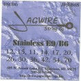 Jagwire JE9-B6S Stainless Universal 12 String Set