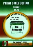 Tim McCasland – Pedal Steel Guitar – Vol. I – E9th – DVD (Beg)