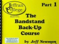 Bandstand Back-Up – #1 – Book, RT CD & DVD (Int-Adv)