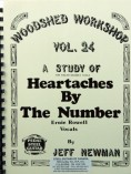 Woodshed Workshop # 24 – Heartaches By The Number (On Order)