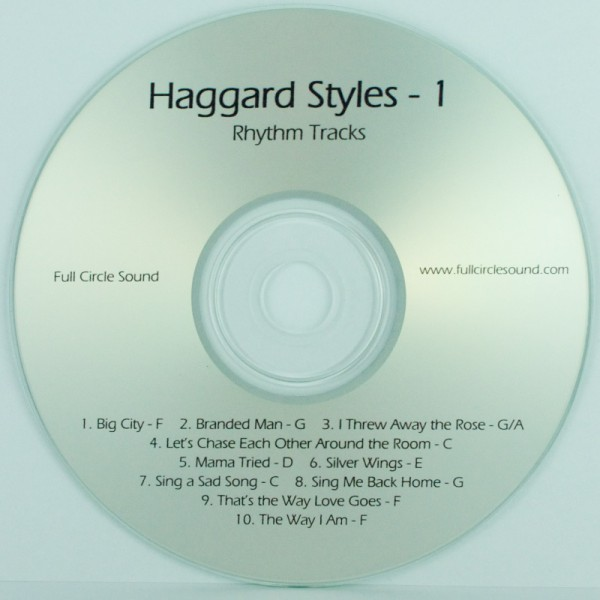 Phelps Merle Haggard Styles 1 Chord Charts Rt Cd Online