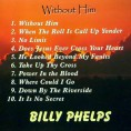 Billy Phelps – Without Him