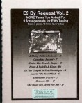 Herb Steiner – E9th By Request Vol. 2 – Tab Book & CD