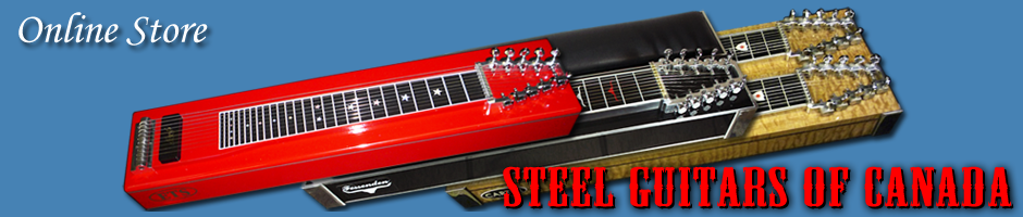 Online Store – Steel Guitars Of Canada
