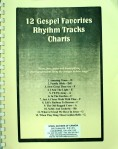 Herb Steiner – 12 Gospel Favorites RT CD & Charts