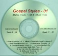 Phelps – Gospel Styles #1 – Chords Charts & RT CD