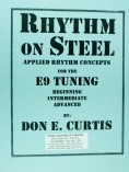 Don E. Curtis – Rhythm On Steel E9th – Tab & CD