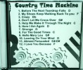Mike Headrick – Country Time Machine – RT CD