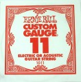Ernie Ball Plain .011 String