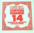 Ernie Ball Plain .014 String