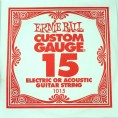 Ernie Ball Plain .015 String
