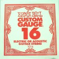 Ernie Ball Plain .016 String