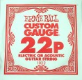 Ernie Ball Plain .022 String