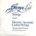 George L's Stainless .024 Wound String