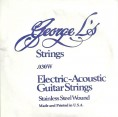 George L's Stainless .030 Wound String