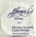 George L's Stainless .040 Wound String