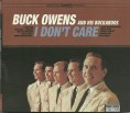 Buck Owens – I Don't Care
