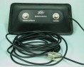 Peavey 2 Button Stereo Foot Switch