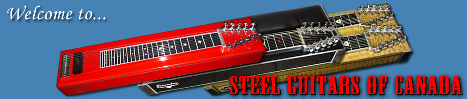 Steel Guitars of Canada